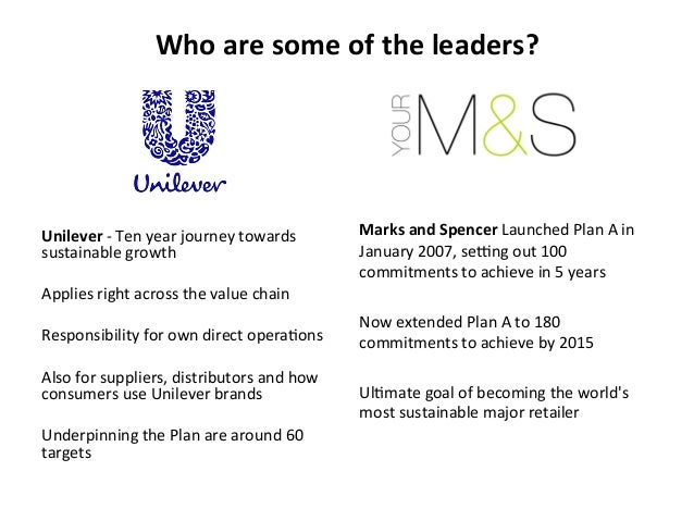 csr of unilever I highly recommend that a2 business students explore the example of unilever when studying corporate social responsibility (csr) and, specifically, the.