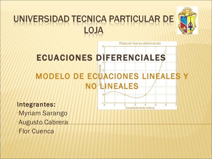 <ul><li>Integrantes: </li></ul><ul><li>Myriam Sarango </li></ul><ul><li>Augusto Cabrera </li></ul><ul><li>Flor Cuenca </li...