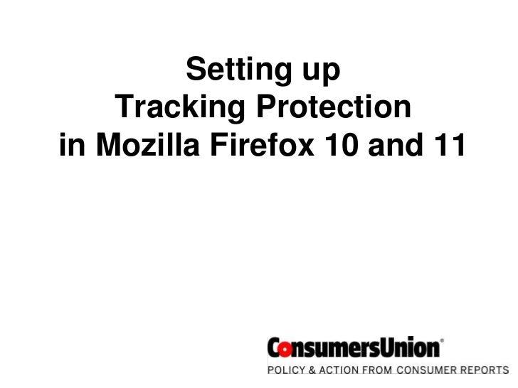 MF10TrackingProtection