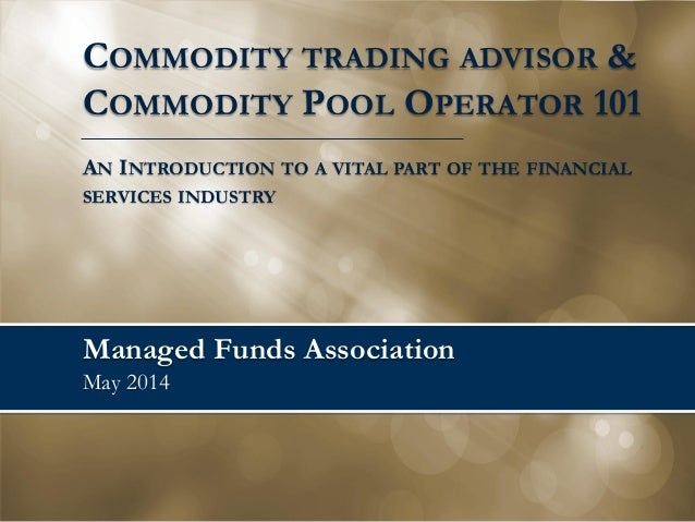 Commodity futures option trading
