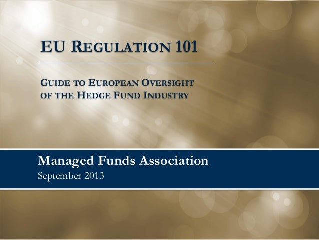 MFA EU Regulation 101