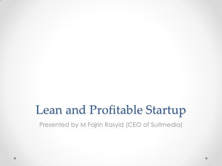 M fajrin - startup lokal- suitmedia [RUNNER UP]