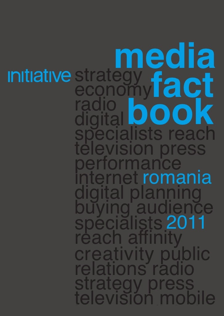 mediaeconomyfactstrategydigital bookradiospecialists reachtelevision pressperformanceinternet romaniadigital planningbuyin...