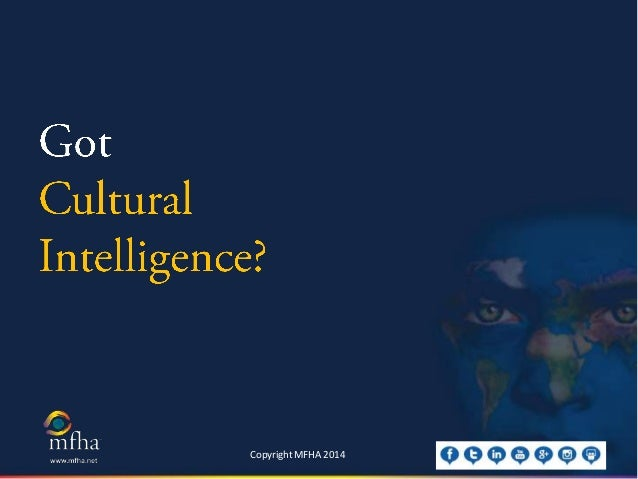MFHA: Building Culturally Intelligent Brands and Leaders