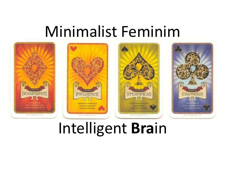 Minimalist Feminim Intelligent Brain