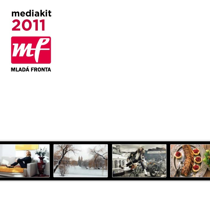 Mlada fronta media kit 2011 English