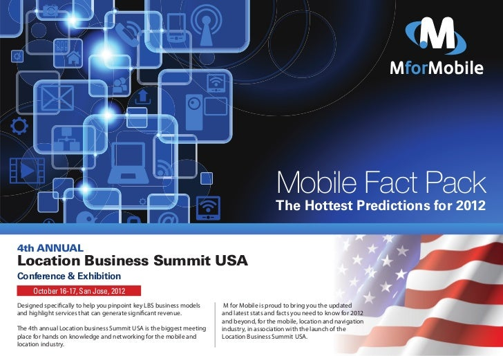 Mobile Fact Pack                                                                                        The Hottest Predic...