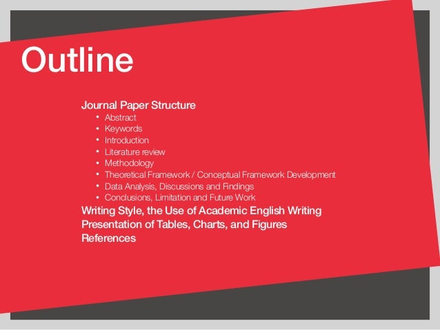 motivation research paper outline