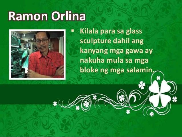 mga pilipino na manlililok Naging manlililok si wigan ₱9900 isa si wigan sa mga ifugaw na nagsasaka sa dakilang payyo filipino (tagalog) age recommendation: 10.