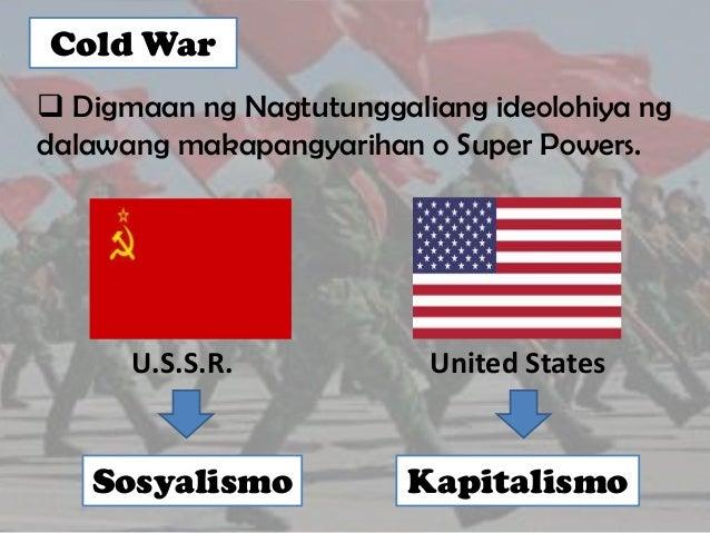 kapitalismo komunismo at sosyalismo Liberalismo at kapitalismo demokrasya,sosyalismo,at komunismo ano ang ideolohiya angideolohiyaay nagsisilbing kaisipan , panuntunan , o pundasyon ng sistemang pang.