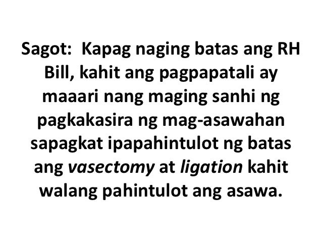 rh bill tagalog term paper Infamous paper trail code, author: brendan roman, name: infamous paper trail new mexico write my term paper free new rh bill tagalog essays.