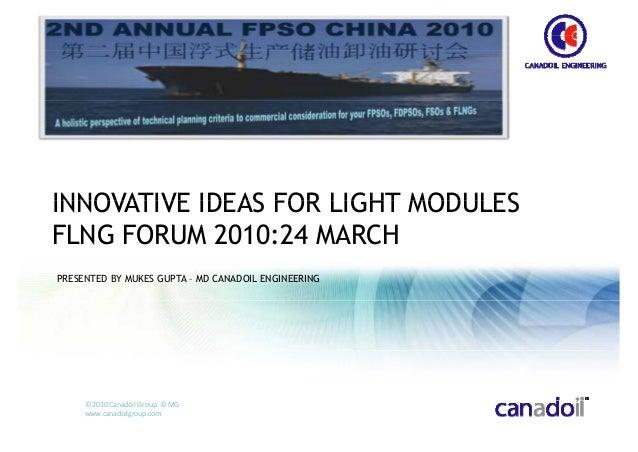 Mg innovation flng cn 2010