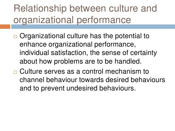 relationship of downsizing to organizational culture The organizational culture in the lower left quadrant without a change in culture, for example, most change initiatives such as tqm, downsizing.