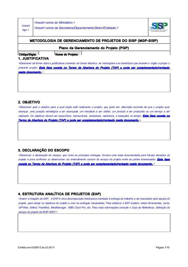 Mgp sisp --plano_de_gerenciamento_do_projeto