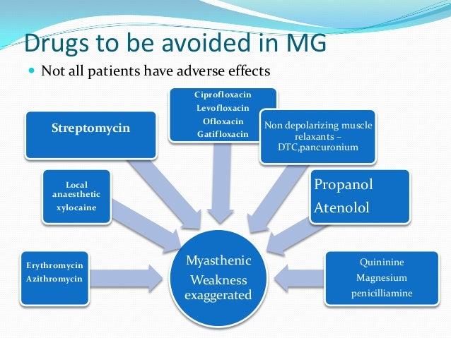 myasthenia gravis steroid therapy