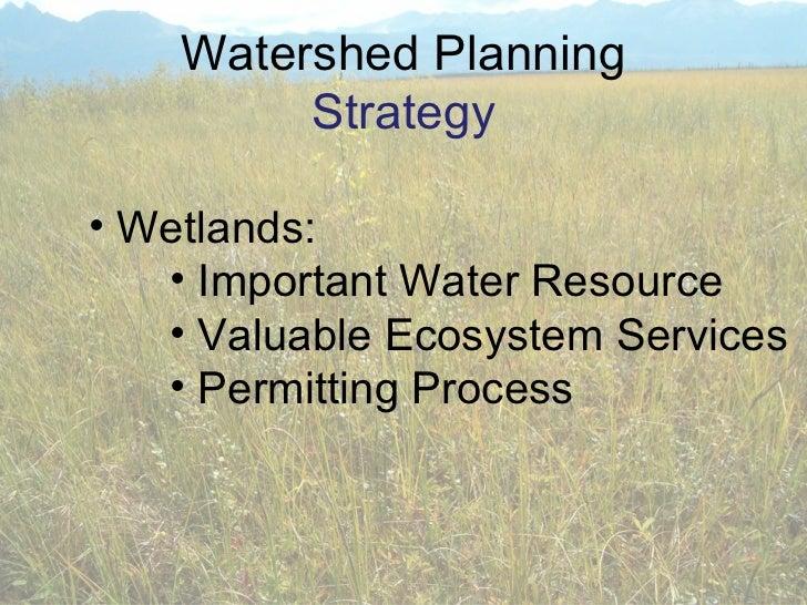 Permitting Process Wetlands Permitting Process