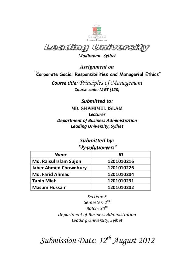essay on business ethics and social responsibility Business essays our business essays and business dissertations cover a wide range of popular topics including consumer protection, corporate social responsibility, the economy, business.