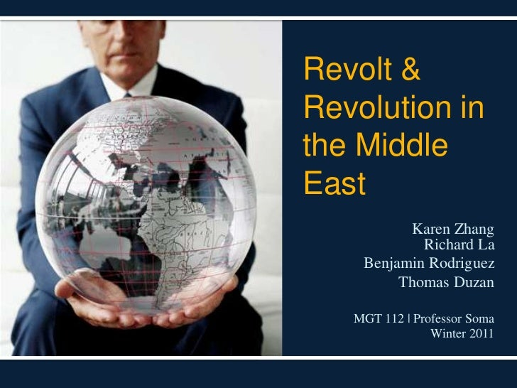 Mgt112 Middle East