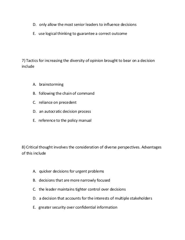 UOP GEN     Week   Individual Critical Thinking and Ethics Check this A   tutorial guideline at Pinterest