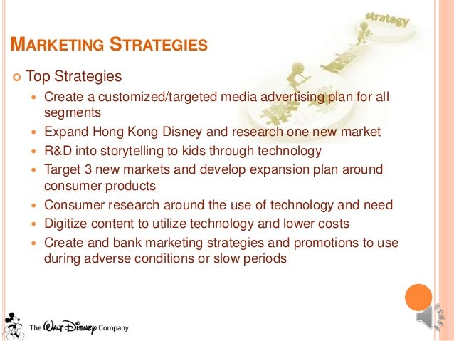 disney strategic assessment Xem video  learn how to conduct an effective strategic planning process that results in a clear, compelling strategic plan for your organization  continue assessment.