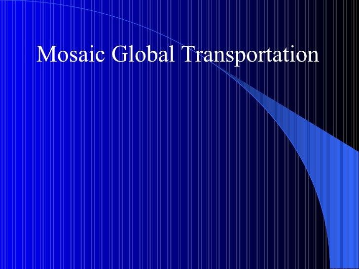 Mgt Corp Presnetation