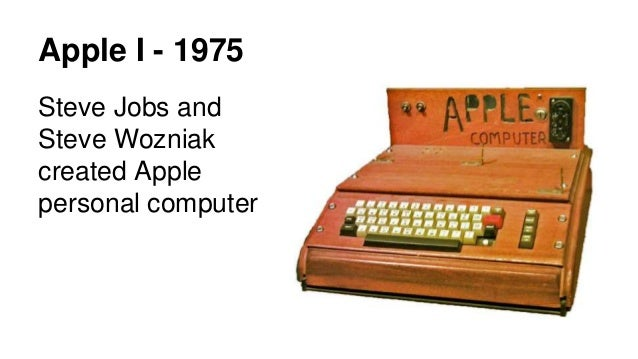 the development and history of personal computers On this day in 1981, ibm launched the personal computer revealed at a press conference at the waldorf astoria in new york city, the 21-pound pc cost $1,565 , boasted 16k of memory, and had the ability to connect to a tv set, play games and word process while ibm wasn't the first or only company.
