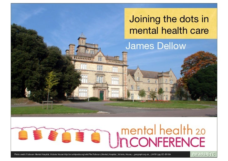 Lantern's #MH20 - Joining the dots in mental health care