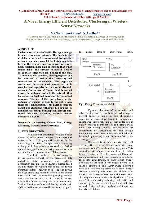 V.Chandrasekaran, S.Anitha / International Journal of Engineering Research and Applications               (IJERA)         ...