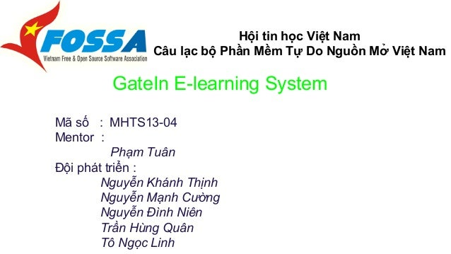 Mhst2013 04 - gate in e-learning system presentation