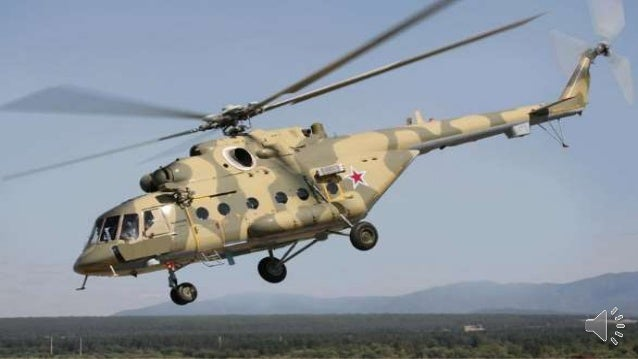 Mi-171Sh Combat-Transport Helicopter - Army Technology