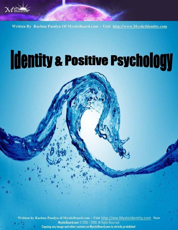 Free eBook On Positive Psychology