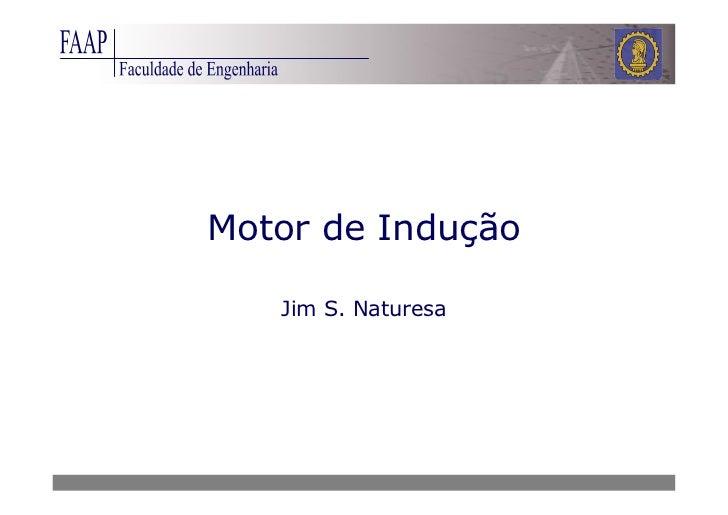 Motores de Indução - Parte 2