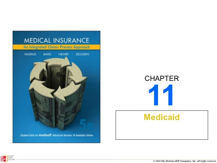 Survey of Medical Insurance pp ch11