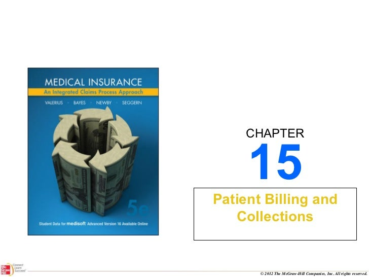 15 Patient Billing and Collections