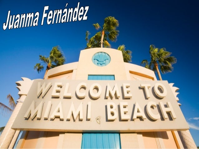     Miami is  a  city  located  on  the Atlantic coast  in  southeastern Florida and  the  county  seat  of Miami-Dade  ...