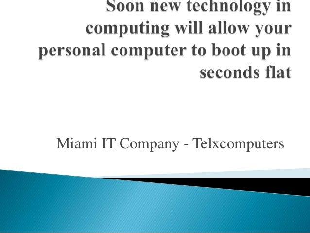 Miami top IT companies - Telxcomputers
