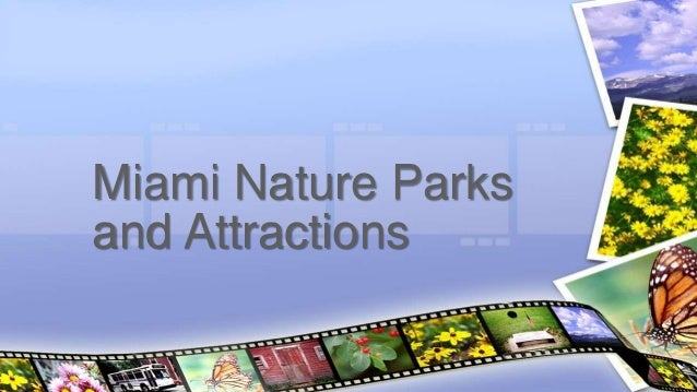 Park Miami Miami Nature Parks And