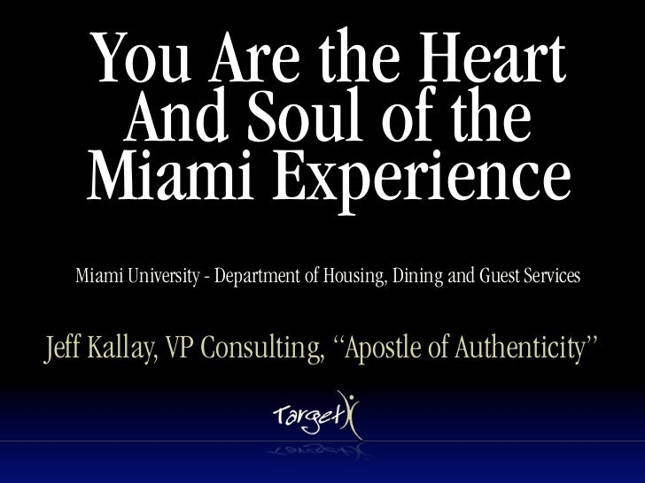 Miami Ohio Housing, Dining and Guest Services