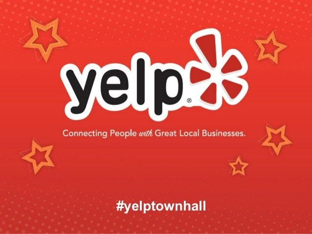 Page 1#yelptownhall