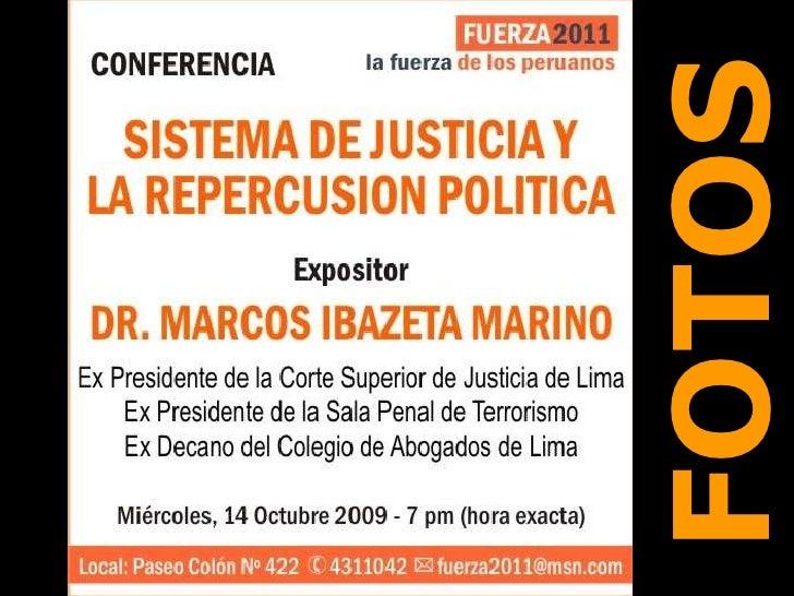Dr. Marcos Ibazeta M.