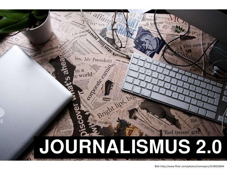 Journalismus 2.0: Ein Workshop für angehende Online-Journalisten