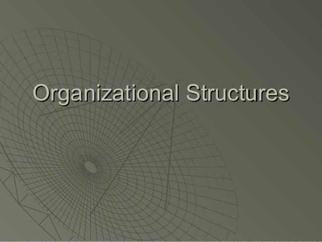 Mib organisation structure