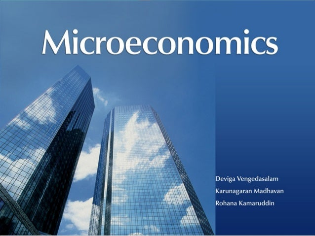 Microeconomics                             All Rights Reserved© Oxford University Press Malaysia, 2008                    ...