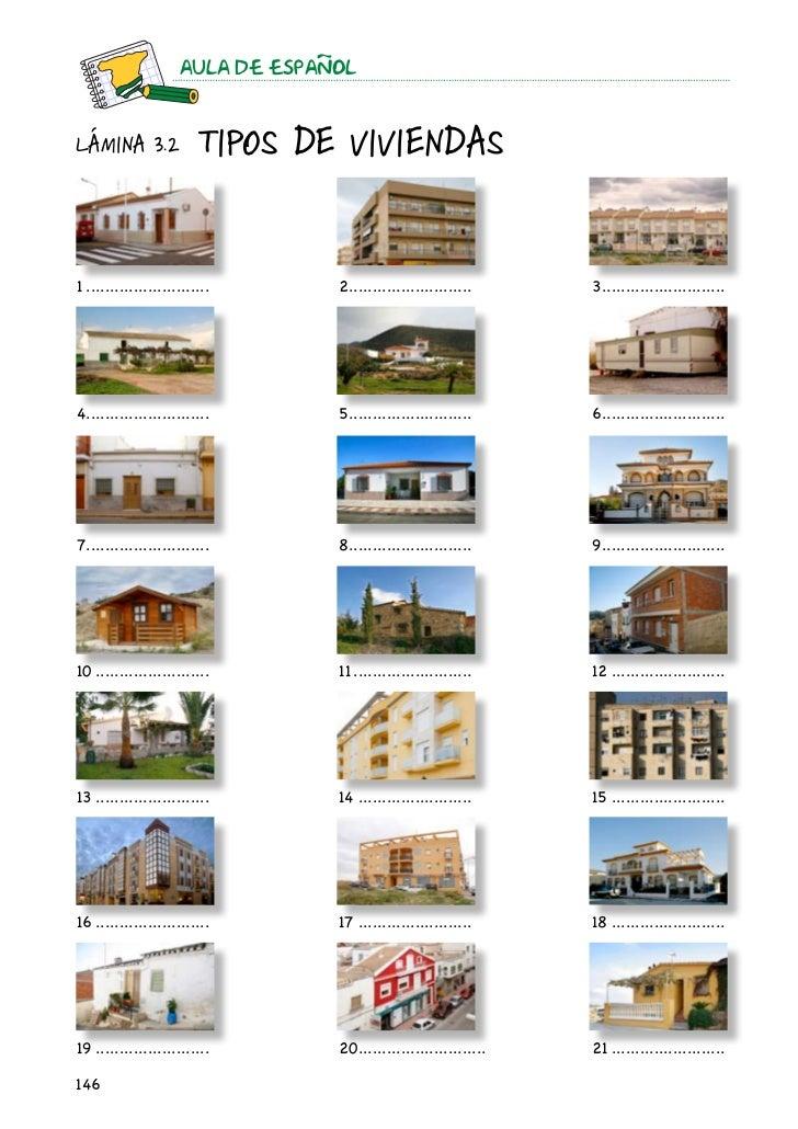 Laminas de diferentes tipos de vivienda imagui for Tipos de techos para viviendas
