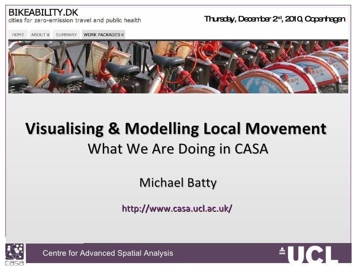 Michael | Bikeability Workshop December 2010
