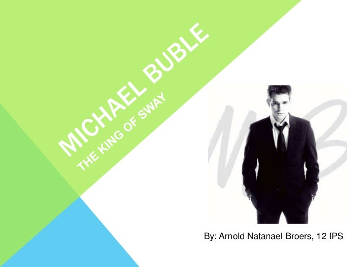 Michael buble anod