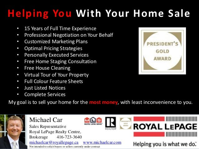 Helping You With Your Home Sale