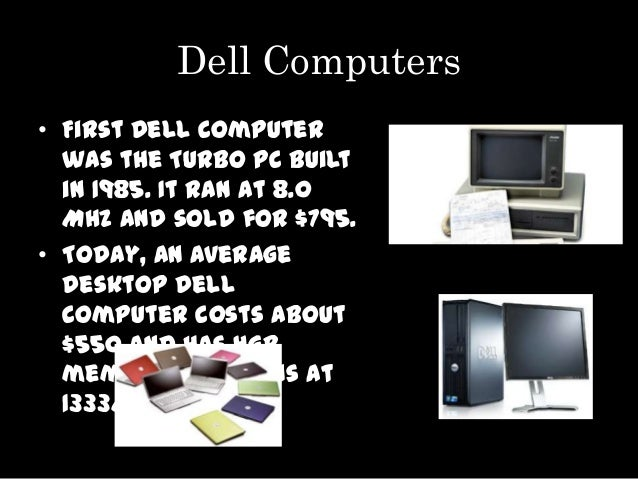 an overview of the company profile and strategies of dell computers Looking for the newest dell inc swot analysis for repairs and supports computers and related products and the company faces intense competition in all its.