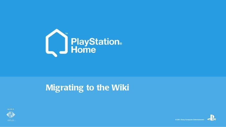 Migrating to the Wiki