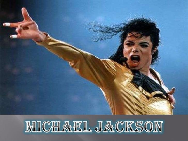 Resumo da Vida de Michael Jackson.
